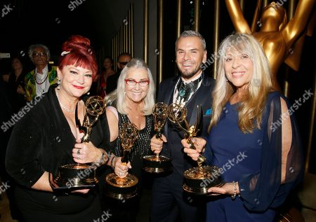 Editorial image of Television Academy's 2017 Creative Arts Emmy Awards - Governors Ball - Night 2, Los Angeles, USA - 10 Sep 2017