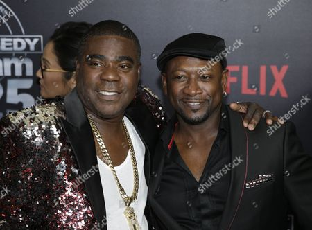 Tracy Morgan and Joe Torry