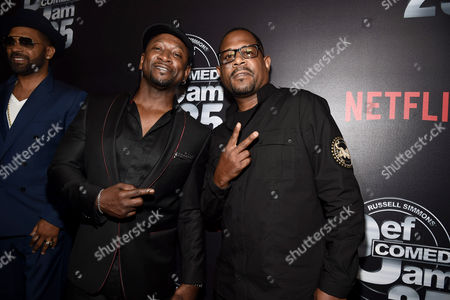 Joe Torry and Martin Lawrence
