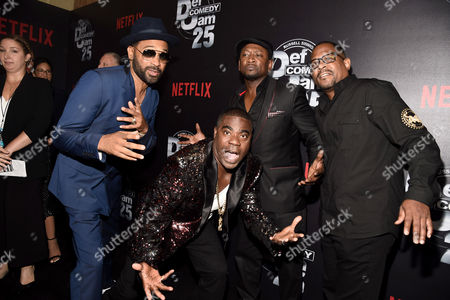 Mike Epps, Tracy Morgan, Joe Torry, Martin Lawrence