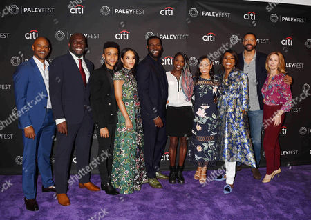 Editorial picture of 'OWN: The Oprah Winfrey Network' presentation, PaleyFest, Arrivals, Los Angeles, USA - 10 Sep 2017