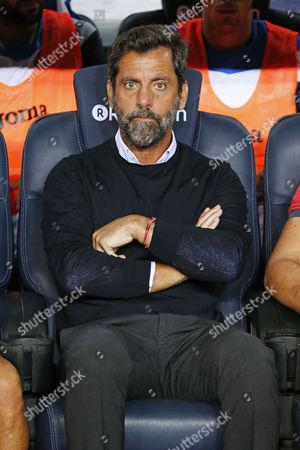 Editorial picture of FC Barcelona v Espanyol, La Liga football match, Camp Nou stadium, Barcelona, Catalonia, Spain - 09 Sep 2017