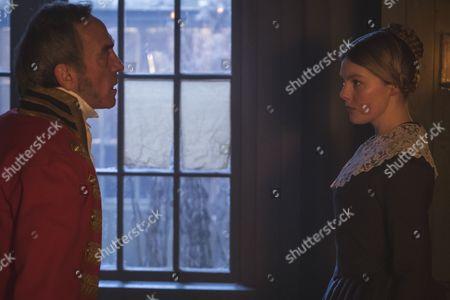 (SR2: Ep5) - Nell Hudson as Skerrett and Adrian Schiller as Penge.