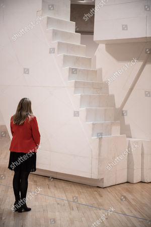 'Untitled (Stairs)' by Rachel Whiteread