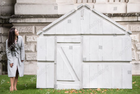 'Chickenshed' by Rachel Whiteread