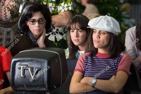 Sarah Silverman, Martha MacIsaac, Natalie Morales