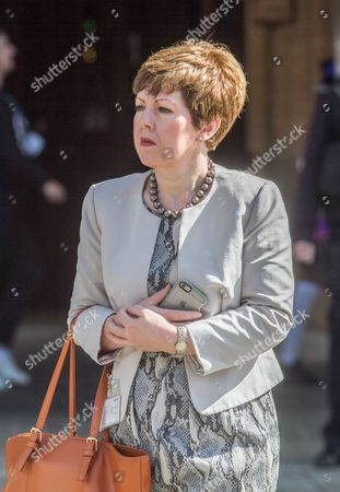 Stock Photo of Baroness Stowell at Westminster