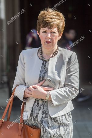 Stock Picture of Baroness Stowell at Westminster