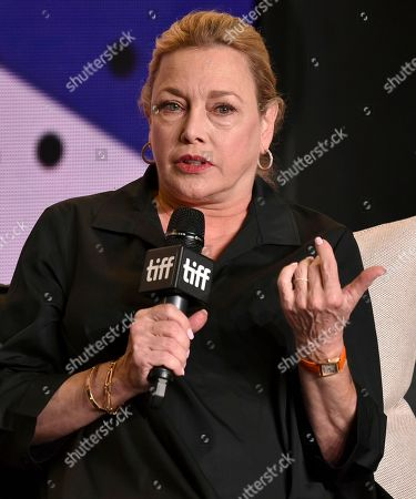 """Director Lili Fini Zanuck attends a press conference for """"Eric Clapton: Life in 12 Bars"""" on day 5 of the Toronto International Film Festival at the TIFF Bell Lightbox, in Toronto"""
