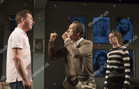 Barnaby Kay as Mason,  Robert Lindsay as Jack, Rebecca Night as Lucy