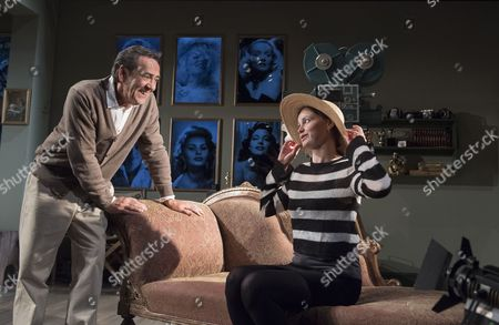 Robert Lindsay as Jack, Rebecca Night as Lucy