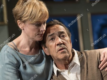 Claire Skinner as Nicola, Robert Lindsay as Jack,