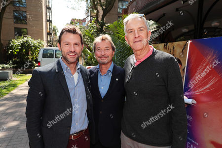 Jonathan King - President of Narrative Film & Television, Participant Media, Patrick Wachsberger, Co-Chairman, Lionsgate Motion Picture Group and Steve Beeks, Lionsgate's Co-Chief Operating Officer and Co-President, Motion Picture Group