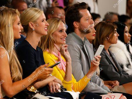 Editorial image of Fashion Oscar de la Renta, New York, USA - 11 Sep 2017