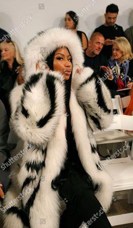 Editorial picture of Fashion Oscar de la Renta, New York, USA - 11 Sep 2017