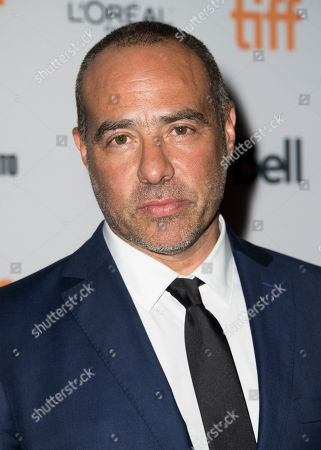 "Director Peter Landesman attends a premiere for ""Mark Felt: The Man Who Brought Down The White House"" on day 5 of the Toronto International Film Festival at the Ryerson Theatre, in Toronto"