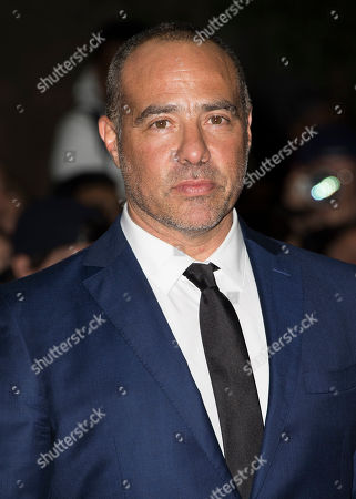 "Stock Picture of Director Peter Landesman attends a premiere for ""Mark Felt: The Man Who Brought Down The White House"" on day 5 of the Toronto International Film Festival at the Ryerson Theatre, in Toronto"