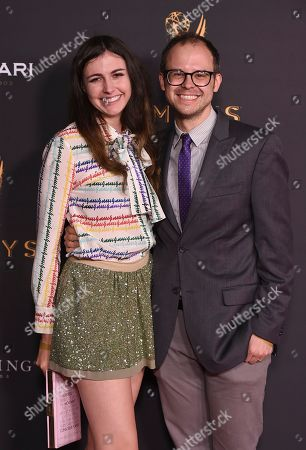 Editorial picture of 2017 Writers Nominee Reception presented by the Television Academy - Arrivals, North Hollywood, USA - 11 Sep 2017