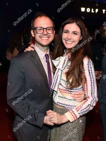 Daniel Kibblesmith, Jennifer Wright. Daniel Kibblesmith, left, and Jennifer Wright attend the 2017 Writers Nominee Reception presented by the Television Academy on at the Saban Media Center in the NoHo Arts District in Los Angeles
