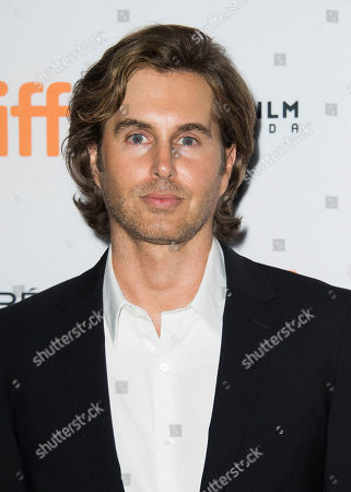 """Greg Sestero attends a premiere for """"The Disaster Artist"""" on day 5 of the Toronto International Film Festival at the Ryerson Theatre, in Toronto"""