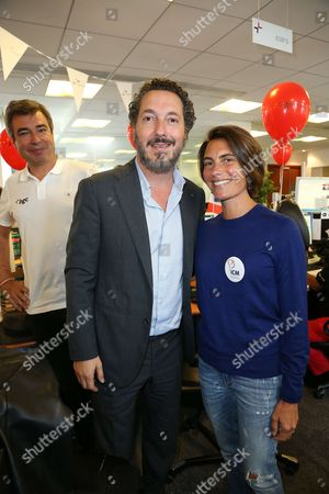 Guillaume Gallienne ; Alessandra Sublet