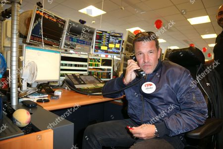 Stock Image of Benjamin Castaldi