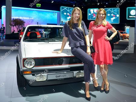 Editorial picture of International Frankfurt motor show IAA (Internationale Automobil-Ausstellung), Frankfurt, Germany - 11 Sep 2017