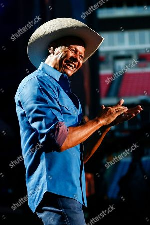 Neal McCoy performs at LP Field at the CMA Music Festival, in Nashville, Tenn