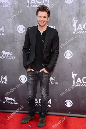 Editorial photo of 49th Annual Academy of Country Music Awards - Arrivals, Las Vegas, USA