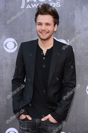 Editorial image of 49th Annual Academy of Country Music Awards - Arrivals, Las Vegas, USA