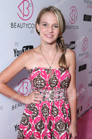Lauren Suthers at Beautycon 2013 VIP Influencers Welcome Event at YouTube on in Los Angeles