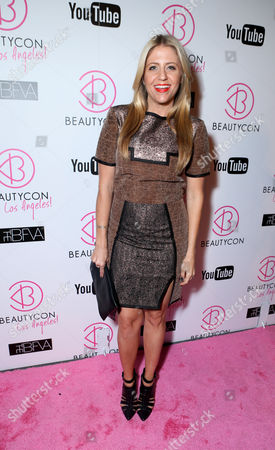"""Editorial image of Beautycon 2013 â?"""" Day 1, Los Angeles, USA"""