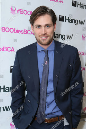 Editorial photo of StyleSeenDaily hosts BOObies Breast Cancer Awareness Fundraiser at Gavert Atelier Salon, Los Angeles, USA