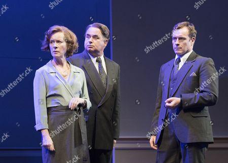 Geraldine Alexander as Marianne Heilberg, Howard Ward as Holst, Toby Stephens as Terje Larsen,