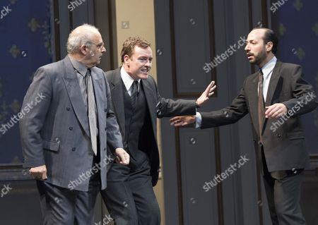 Peter Polycarpou as Ahmed, Toby Stephens as Terje Larsen, Philip Arditti as Uri Savir