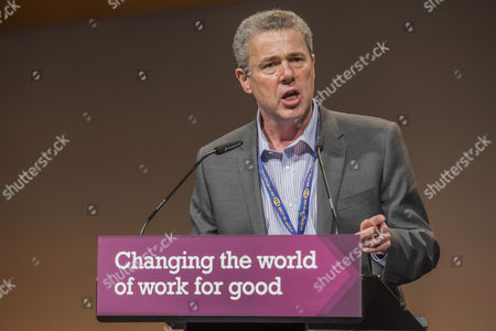 Mark Serwotka, General Secretary, PCS, speaks on the Birmingham refuse collection issue