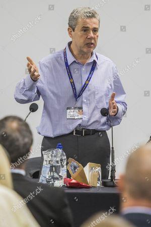 Mark Serwotka, General Secretary, PCS Fringe meeting - TOGETHER WE CAN BREAK THE PAY CAP
