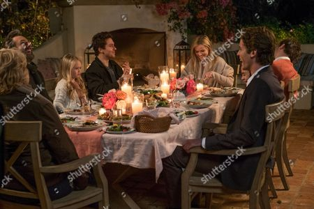 Candice Bergen, Michael Sheen, Eden Grace Redfield, Nat Wolff, Reese Witherspoon, Jon Rudnitsky, Lola Flanery, Pico Alexander