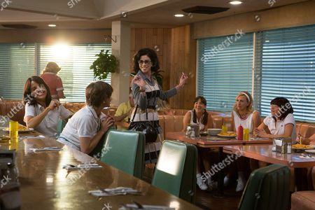 Natalie Morales, Bridey Elliott, Sarah Silverman, Martha MacIsaac, Mickey Summer, Emma Stone
