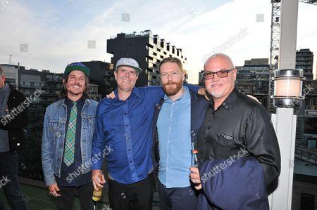 Stock Image of Jonny Fenix, Ryan Warren Smith, Tristan Goligher, Darren Demetre - Lean on Pete