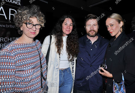 Lizzie Franke - Ind, Lizzie Nastro - INd, Andrew Haigh - Director, Chloe Sevigny - Actor