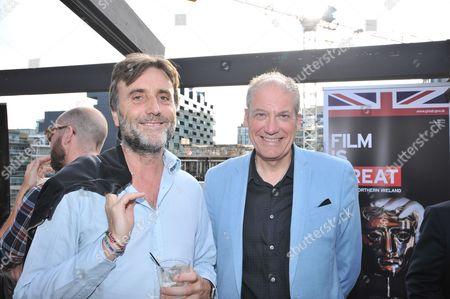 Philip Knatchbull, Adrian Wootton