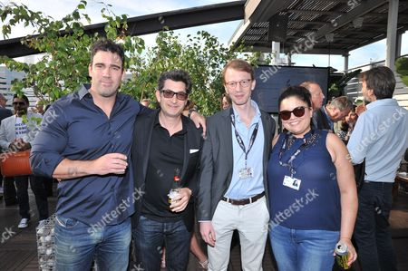 Dennis Demeia - Rogers and Cowan, Clay Epstein - Film Mode Ent, Jan Page - Quicktime, Michelle Sandoval - Ausfilm USA