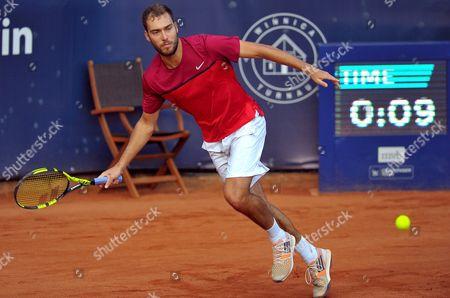 Editorial image of Challenger ATP Pekao Open tennis tournament in Szczecin, Poland - 12 Sep 2017