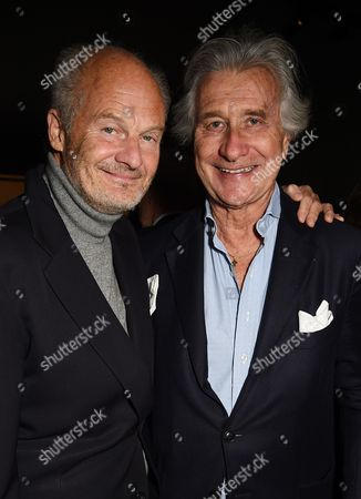 Harry Fine and Arnaud Bamberger