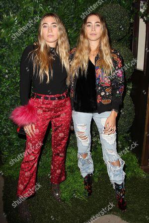 Lexie Kaplan and Allie Kaplan