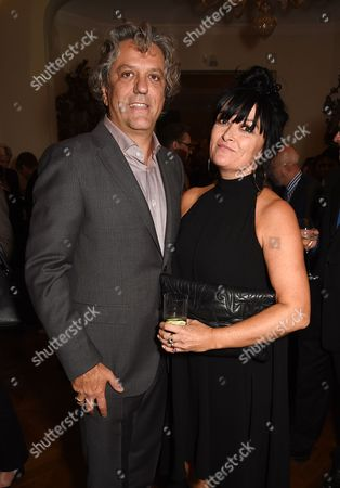 Editorial photo of 'Made at Home' by Giorgio Locatelli book launch, London, UK - 12 Sep 2017
