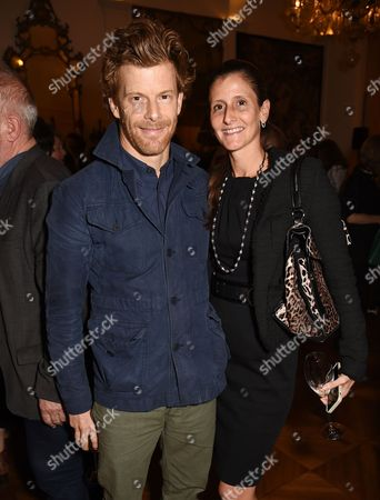 Tom Aikens and Justine Dobbs-Higginson