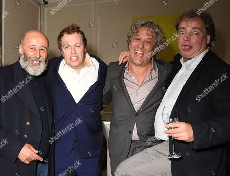Editorial picture of 'Made at Home' by Giorgio Locatelli book launch, after party, London, UK - 12 Sep 2017