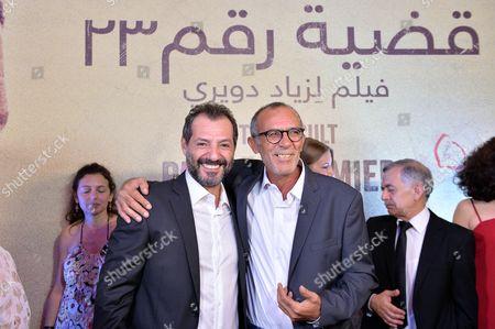 Kamal el-Basha and Adel Karam